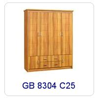GB 8304 C25